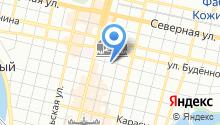 Hostel like krasnodar - хостел на карте