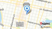 Агентство недвижимости и права на карте