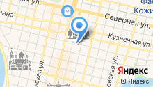 Like Хостел Краснодар на карте