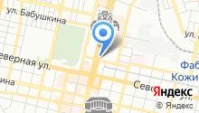 Eva Dia на карте