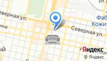 Ibis Krasnodar на карте
