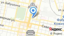 Re-Centre на карте