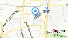 HotJob на карте