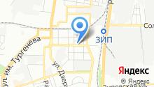 Агриматко, ЗАО на карте