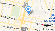 SENSHI на карте