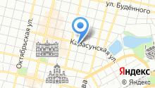 URBAN SERVICE на карте