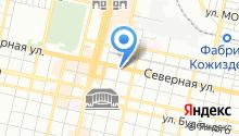 Alivia на карте