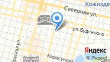 Ironman на карте