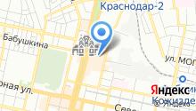 FESTA на карте