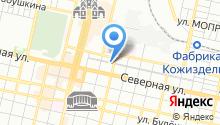 LD на карте