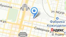 School of Rock на карте