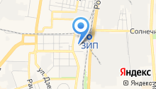 YOTA Краснодар на карте