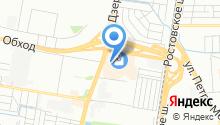 INGLOT на карте