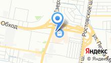 BYBLOS на карте