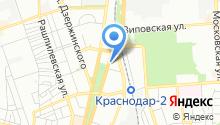 Oсtober на карте