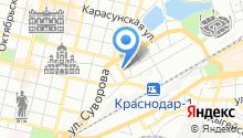QuickTelecom на карте