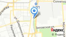 Detailing_krd на карте