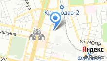 TRON-ЮГ на карте