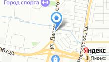 Moto-head на карте