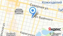 CTJ Travel на карте