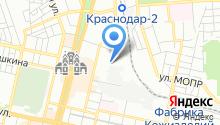 Chistoff на карте