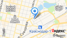 ЮрИнСтрой на карте