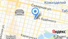 ARCHITECT AND DESIGNER Ksenia Sedaya на карте