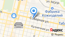 STREET BURG на карте