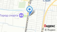 ТИСС на карте