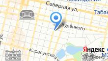 KUBANBILET на карте