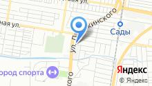 Service Mersedes на карте