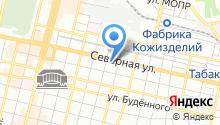 Gagarin на карте