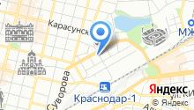 B-Art на карте