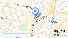 Авто-ломбард Краснодар на карте