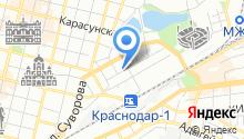 Insporta на карте