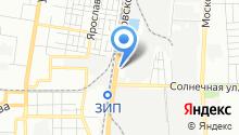 PRO3 на карте