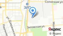 Prostor на карте
