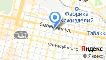 DJ Studio на карте