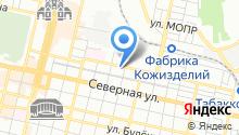 Ю-ТВ Краснодар на карте