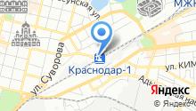 Eckse на карте