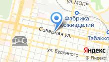 EVENTO на карте