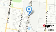 Kotlovoy на карте