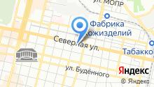 Краевой центр недвижимости на карте