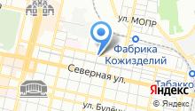 New Red на карте