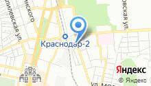 Автотехцентр на карте