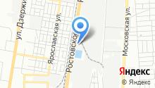 чтюнинг тойота на карте