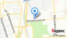Престиж - Рекламная компания на карте