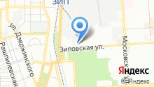 NECO на карте
