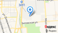 QuickPrint на карте