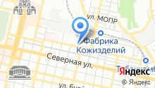 3Д Стамус на карте